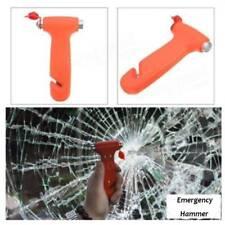 2in1 Car Glass Window Breaker Hammer Seat Belt Cutter Emergency Breaking Tool US