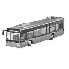 Mercedes Benz Bus Citaro Hybride Argent Rietze 1:87 Neuf Emballage Scellé