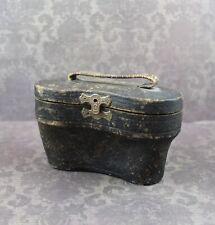 Antique French Lefils Paris Mother of Pearl Opera Glasses in Original Box