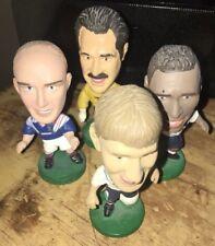 Corinthian Football Figures - 1995 - 1998 Lot of 4 Adams Leboeuf Etc