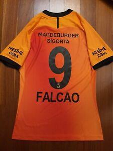 "20-21 Galatasaray Match Worn Shirt "" FALCAO "" Atletico Manchester Monaco Chelsea"