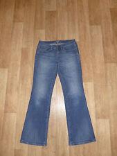 Esprit L32 Damen-Bootcut-Jeans mit niedriger Bundhöhe (en)