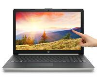 "HP 15.6"" Touch Intel i5-8250U 4GB RAM + 16GB Optane 1TB HDD DVD-RW Win 10 Laptop"