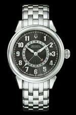 Bulova Accutron Gemini GMT Automatic Swiss Made Watch   63B014