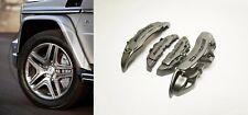 AMG style Silver Brake Caliper Covers G-Class W463 ML-Class W166 GL-Class X166