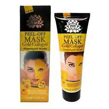 120ML 24K Gold Collagen Anti-aging Whitening Moisturizing Face Mask Skin Care OF