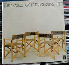 The Beatles - Golden Greatest Hits (LP, Comp, Club) (Odeon) (D:NM)