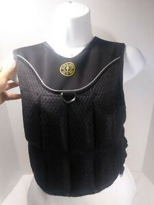 Gold's Gym 20 Lb Weighted Vest Workout Work out Lifting(C)