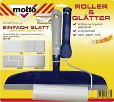 Molto Einfach Glatt Werkzeug Roller+Glätter für perfekt glatte Wände