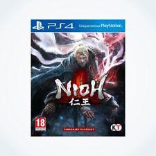 NIOH sur PS4 / Neuf / Sous Blister / Version FR