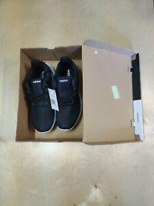 New - Adidas Ultimashow Men's Shoes Running Athletic Black WhitE. US SIZE 10.5