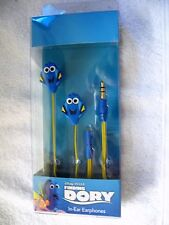 Disney Finding Dory Childs In Ear Earphones for MP3 Players iPods Mobile Phones