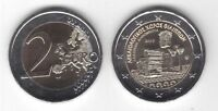 GREECE - NEW ISSUE BIMETAL 2 EURO UNC COIN 2017 YEAR FILIPPON