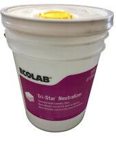 Ecolab 52036700 Tri-Star Laundry Neutralizer - 5gal