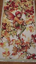 Fabric panel - Hawthorn Flower Fairy