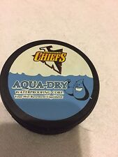 Johnstown Chiefs ECHL Hockey Logo Puck