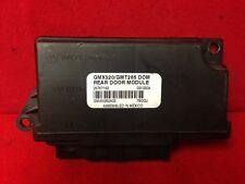 2004 2005 2006 CADILLAC SRX CTS LEFT RIGHT REAR DOOR LOCK MODULE 25767162 OEM
