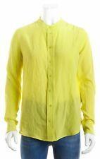Equipment Green Blouse Sz Xs 601929
