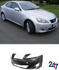 NEW LEXUS IS 2005 - 2009 FRONT BUMPER BARE PLAIN WITHOUT WASHER AND PDC HOLES