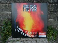 Steamhammer  - Pro-pain - vinyl record LP - Mint condition - Orange vinyl