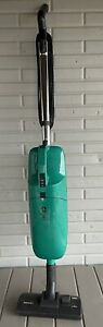MIELE S142 De Luxe Mini Upright Stick Vacuum With Bags + Filters WORKS GREAT!