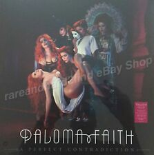 Paloma Faith A PERFECT CONTRADICTION 2014 Limited Double Vinyl UK LP NEW/ SEALED