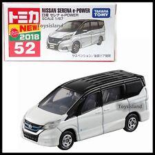 TOMICA #52 NISSAN SERENA e-POWER 1/67 TOMY 2018 APRIL NEW DIECAST CAR