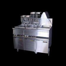 Anets Golden Fry 2 Bay 3ph Electric Deep Fat Fryer Withautoliftsampwarmer Goldenfry