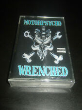 Motorpsycho  – Wrenched SEALED 1992 CS