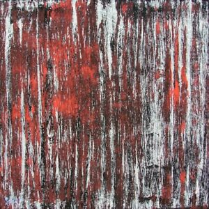 Modernist LARGE ABSTRACT PAINTING Expressionist MODERN Art PROFESSIONAL FOLTZ