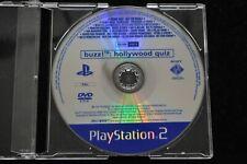 Buzz Hollywood Quiz Promo Playstation 2 PS2