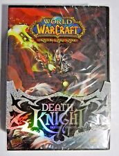 World of Warcraft Tcg: Death Knight Starter Card Deck (Brand New Factory Sealed)