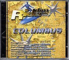 REGGAE DANCEHALL MUSIC (COMP) RIDDIM RIDER  COLUMBUS CRCD3081 SEALED CD ALBUM
