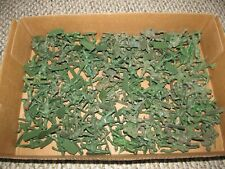 Vintage Timmee Lido MPC, etc. Plastic WWII U.S. Army GI Soldiers Huge Lot 200Pc