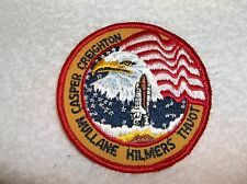 NASA NEW SEW ON NAME PATCH  (53)