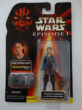1998 Star Wars Episode I  Padme Naberrie Commtech Chip Action Figure