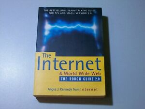 The Internet & World Wide Web, The Rough Guide 2.0 (1996) Paperback
