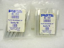 """FREE SHIPPING !!! 10 NEW PLATO 33-1658 SOLDERING TIP 3//16/"""""""