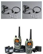 RICETRASMITTENTI MIDLAND GXT1050 +2 LARINGOFONI 56KM CON PIU POTENZA 5W