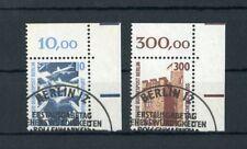 BERLIN Nr.798-799A ESST BERLIN ECKRAND rechts oben SWK 1988 !!! (135044)