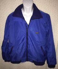 Blue Vintage Osh Kosh B'Gosh Coat Jacket size adult Large