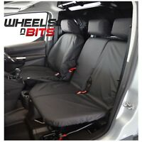 WNB® Ford Transit Connect 14> 100% Fit Tailored Heavy duty Nylon Van Seat Covers