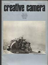 Robert Capa-Creative Camera magazine-UK-1973