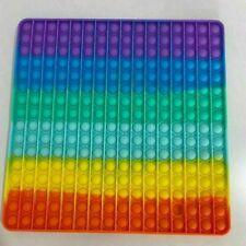 30CM Groß Fidget Toys Push Simple Dimple Pop Bubble IT Sensory Relief ToyDE
