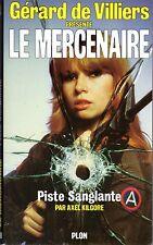 LE MERCENAIRE 4 PISTE SANGLANTE PLON EO 1984
