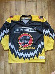 Nottingham Panthers vintage 1990s jersey Large