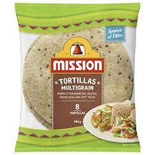 Mission Multigrain 8 Tortillas 384g