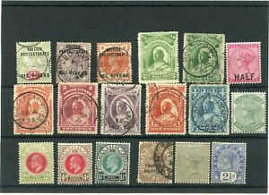 Niger Coast Postage Stamps. Natal Additions
