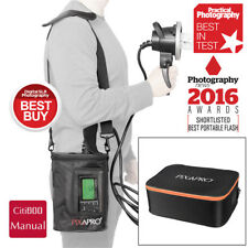 Citi 600 Kit Portable flash al aire libre (Manual) AD600BM emplazamiento Godox Studio