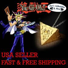 Yu-Gi-Oh Millennium Puzzle Metal YuGiOh Yugi Muto Necklace Pendant Cosplay US